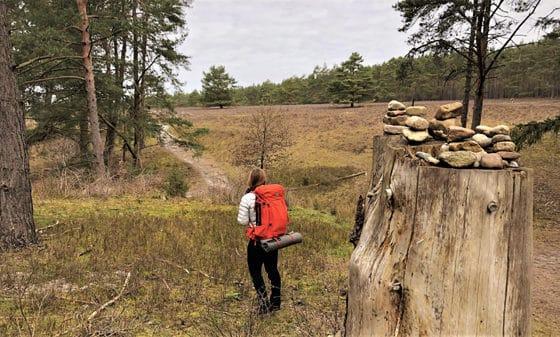 E1 Trail, Lüneburger Heide