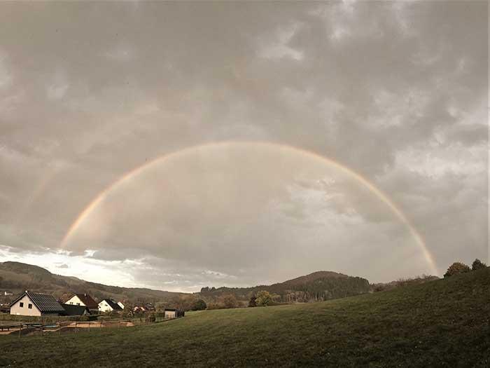 Regenbogen-Eifelsteig